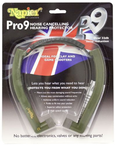 Pro 9 Hearing Protection by Napier